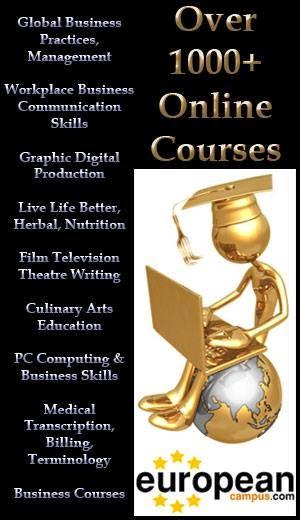 Online Courses.