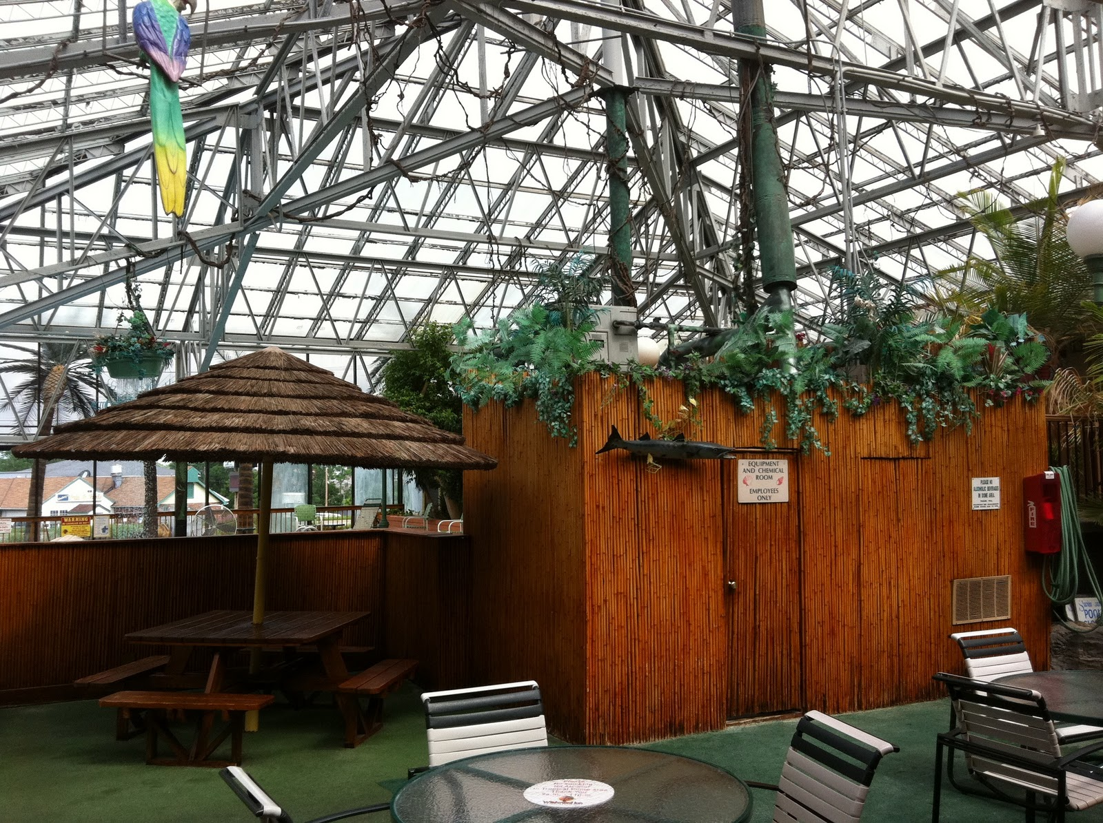 Wildwood Inn Tropical Dome and Theme Suites, Florence, KY | 180 OUT