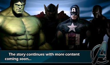 AVENGERS INITIATIVE APK RELEASED [FULL] new