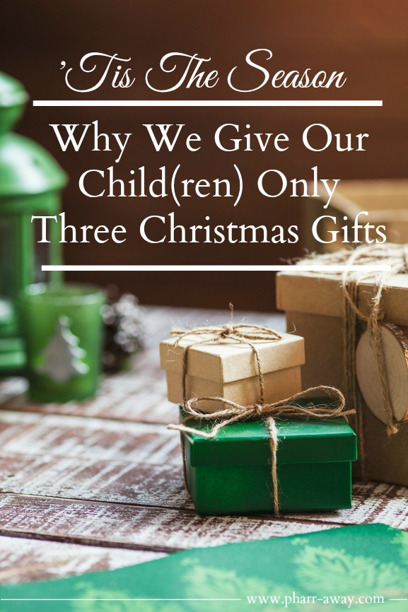 giving only three gifts for christmas pharr away - Why Do We Give Gifts At Christmas