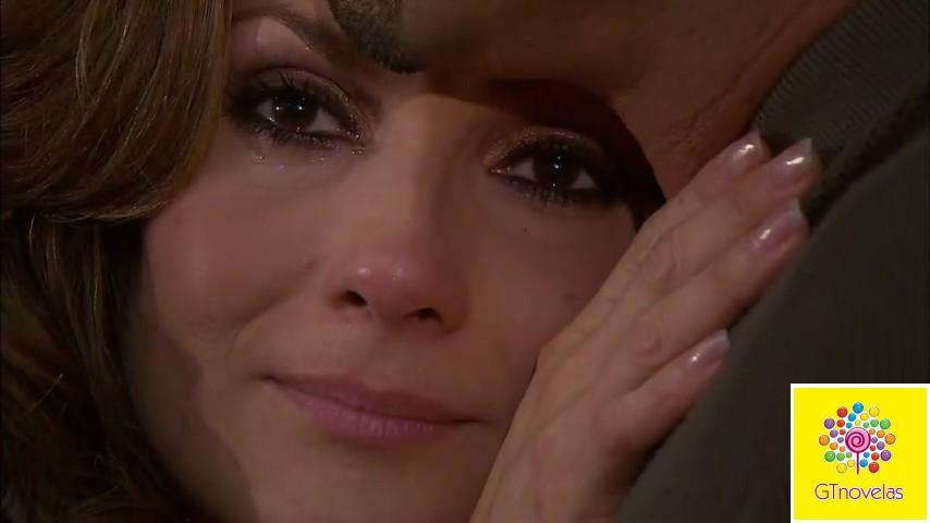... (Daniela Romo) es la verdadera madre de Marina (Ximena Navarrete