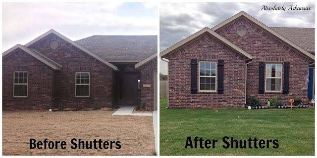 Rose co blog diy board batten shutters look for less for Labor cost to install exterior shutters