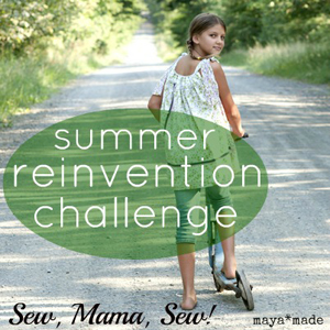 summer reinvention chall