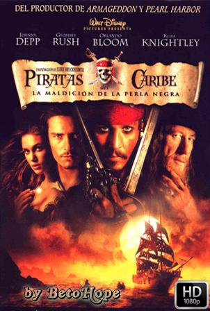 Piratas del Caribe 1: La Maldicion de La Perla Negra [1080p] [Latino-Ingles] [MEGA]