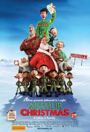 free download Arthur Christmas movie