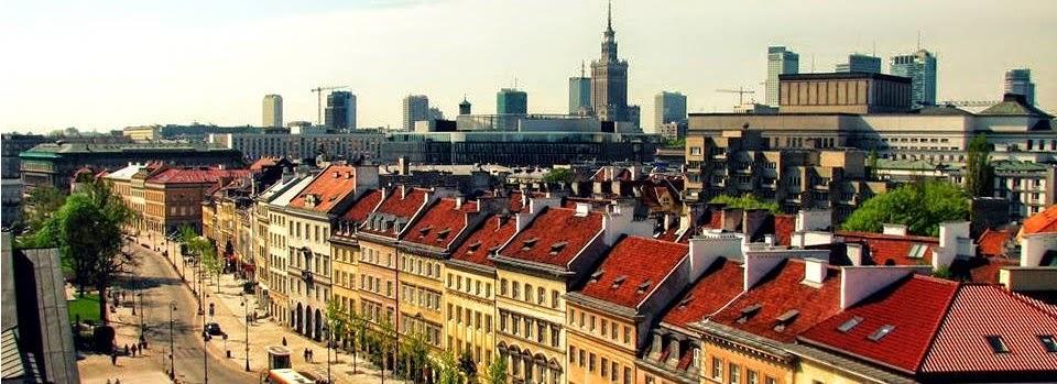 Warszawy historia ukryta - spacery