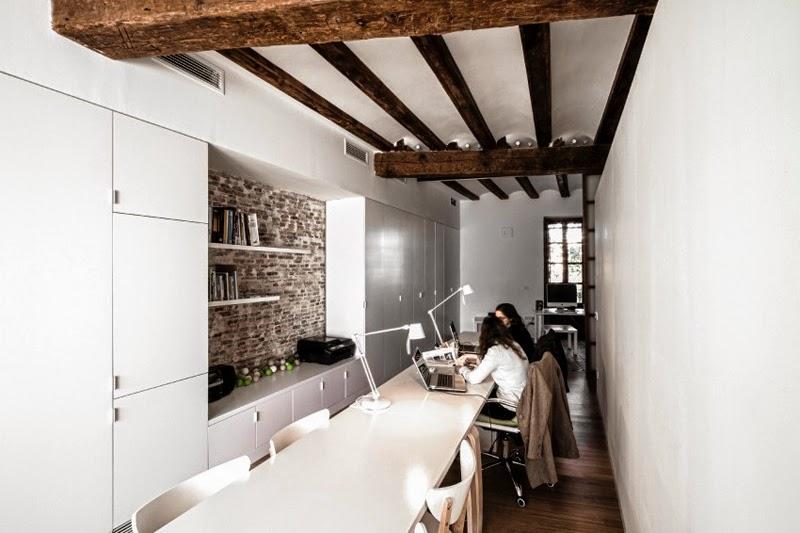 Vivienda Rehabilitada en Valencia, España, Arquitectura Sostenible