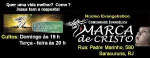 Marca de Cristo em Saracuruna