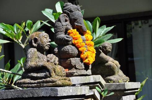 Mulawarman Ubud Bali Ganesha Art