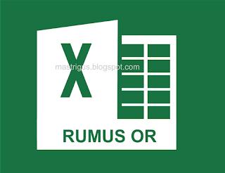 Fungsi Rumus OR di Microsoft Excel 2013