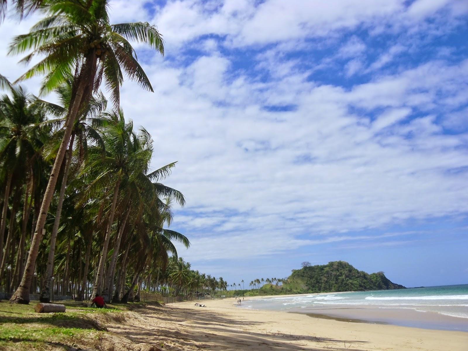 Nacpan Beach em El Nido