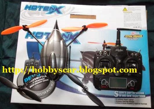 instruction manual 523 quad rotor