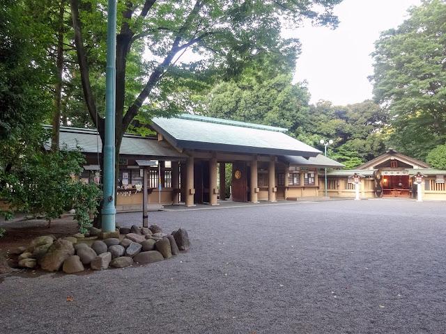 東郷神社,神門,原宿〈著作権フリー無料画像〉Free Stock Photos
