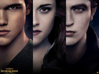 Nama Twitter Pemain Film Breaking Dawn