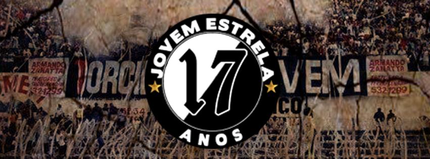 TORCIDA JOVEM ESTRELA - 17 ANOS - 15/02/1997