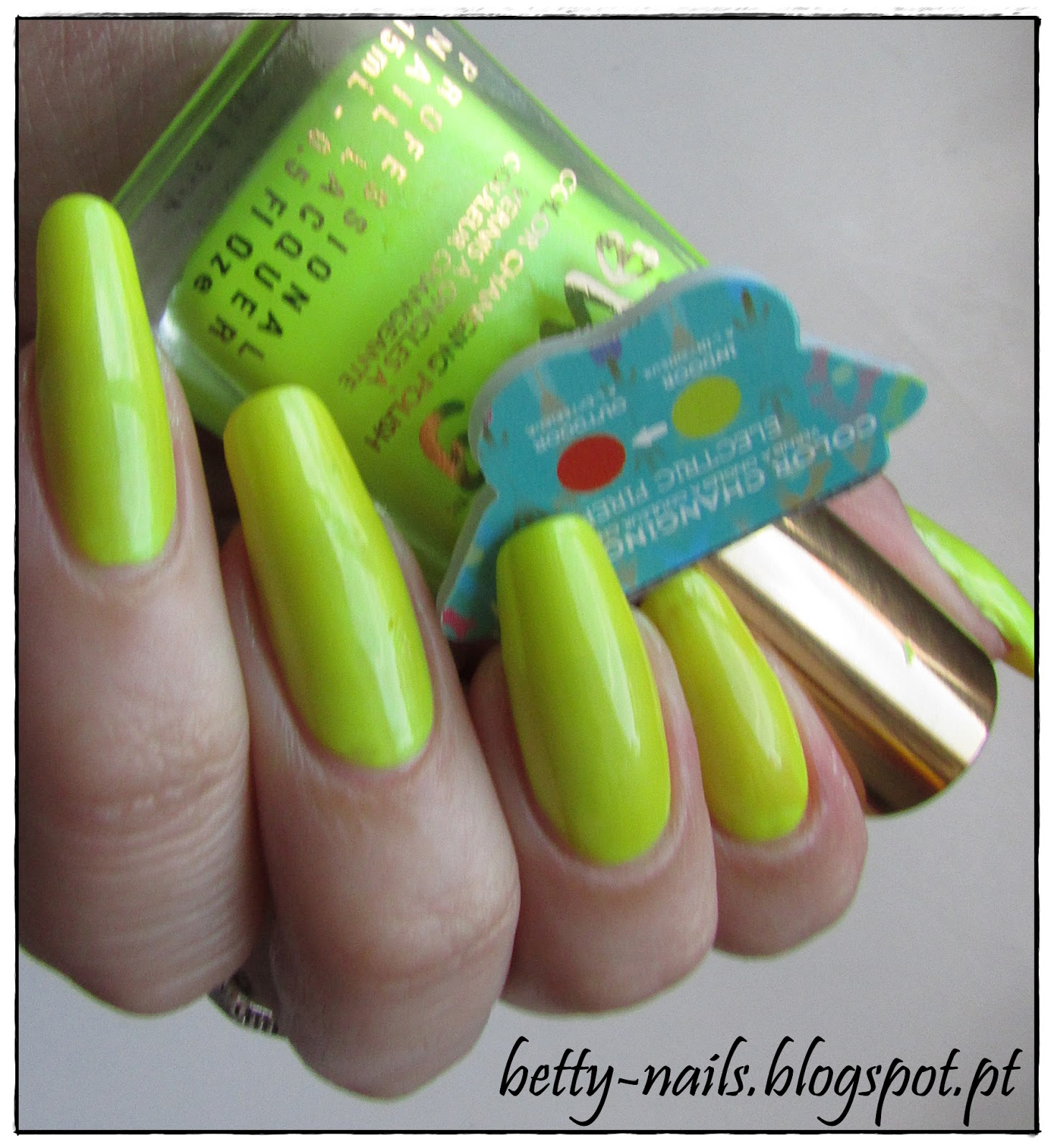 Image Result For Color Changing Nails