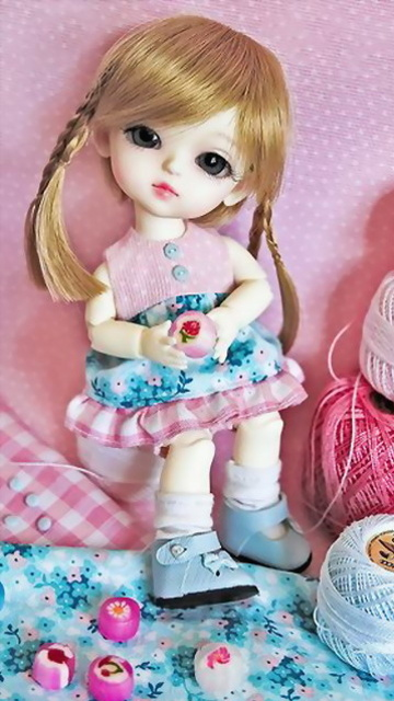 Here Is The Latest Cute Dolls Pictures For Girls :