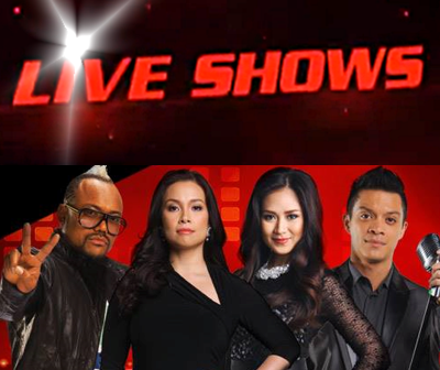 The Voice of the Philippines Live Shows