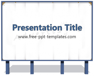 Powerpoint Advertising Templates