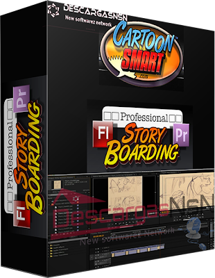 CartoonSmart – Professional Storyboarding