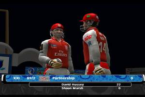 EA Cricket 2011 - DLF IPL 4 Game Screenshot-3