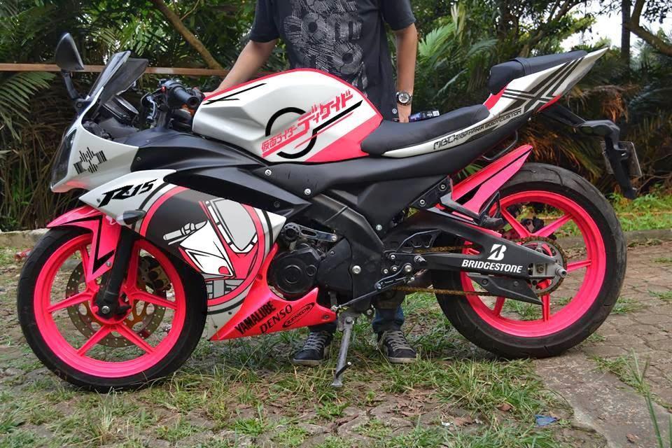 Foto Yamaha Vixion R15