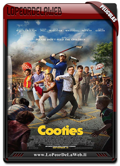 Cooties 2014 720 Latino [Mega]