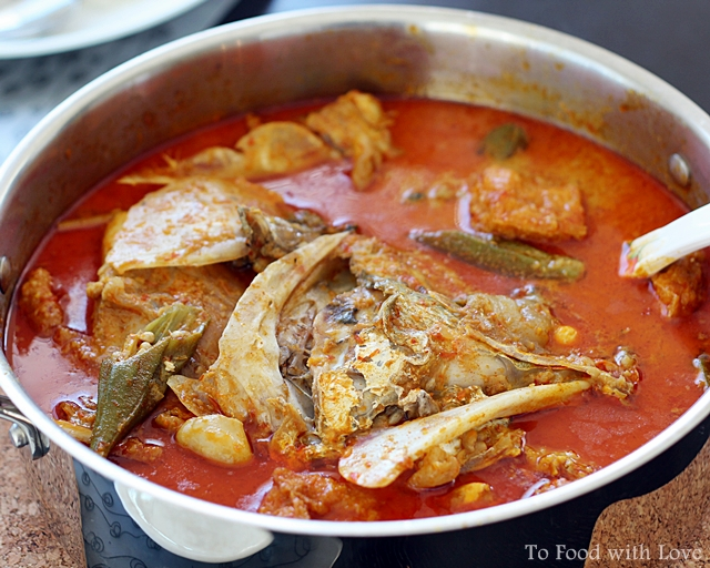 Fish Head Curry 2 | Malaysian Recipes