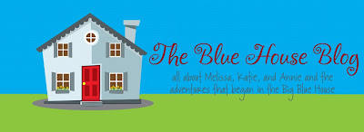 The Blue House Blog