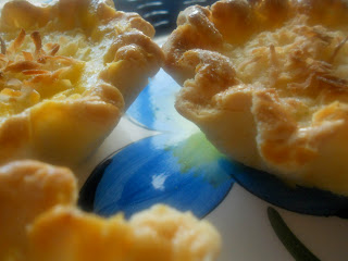 cUSTARD TARTLETS
