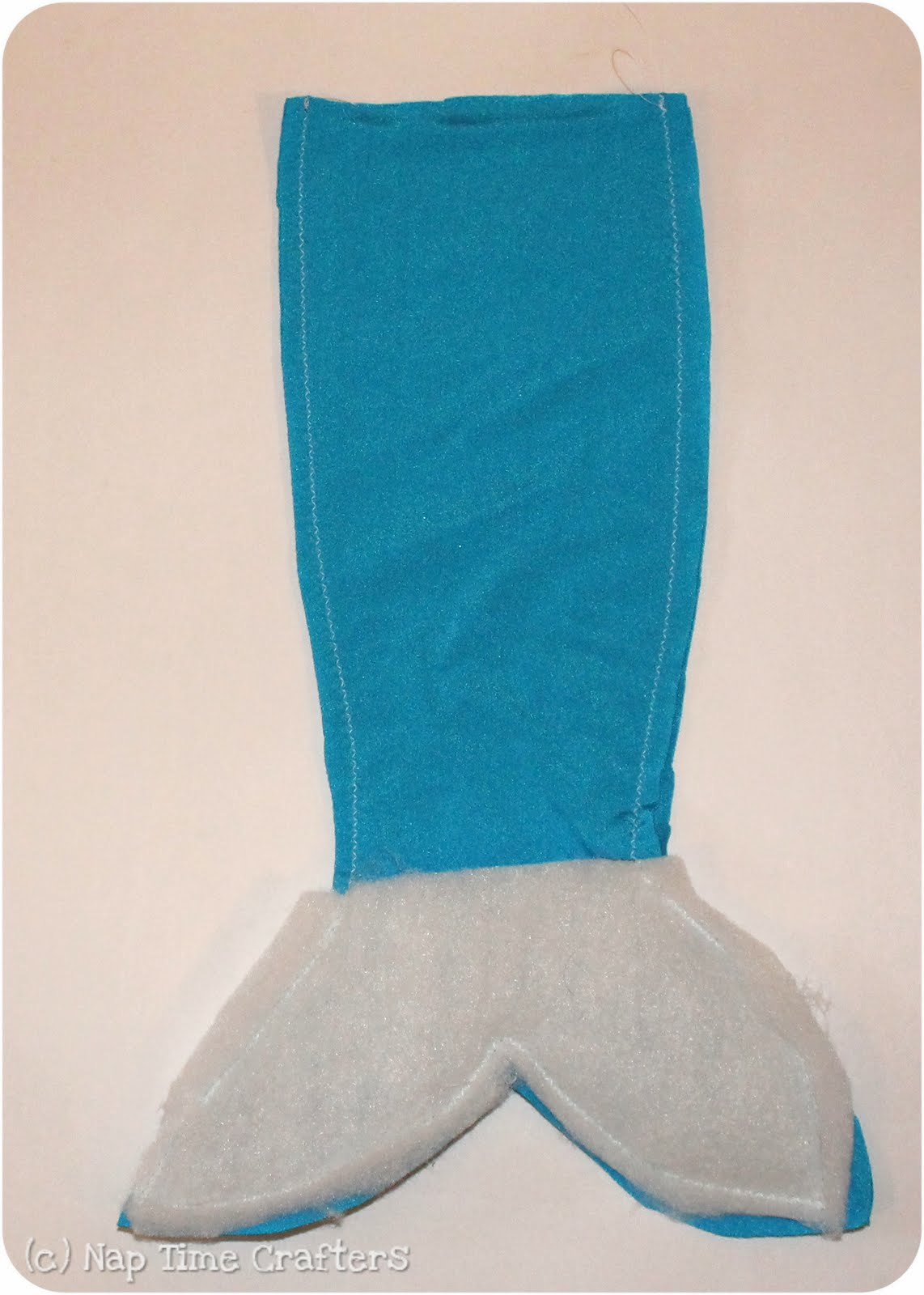 Mermaid Tail Sewing Pattern New Design