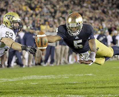 everett golson touchdown
