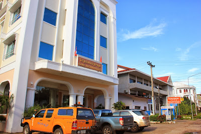 Sang Aroun Hotel in Pakse - Laos