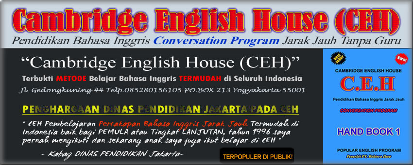 (CEH) Cambridge English House