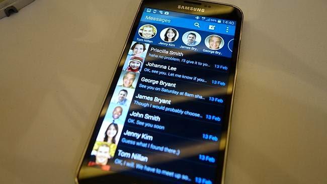 Samsung Galaxy Ajaib