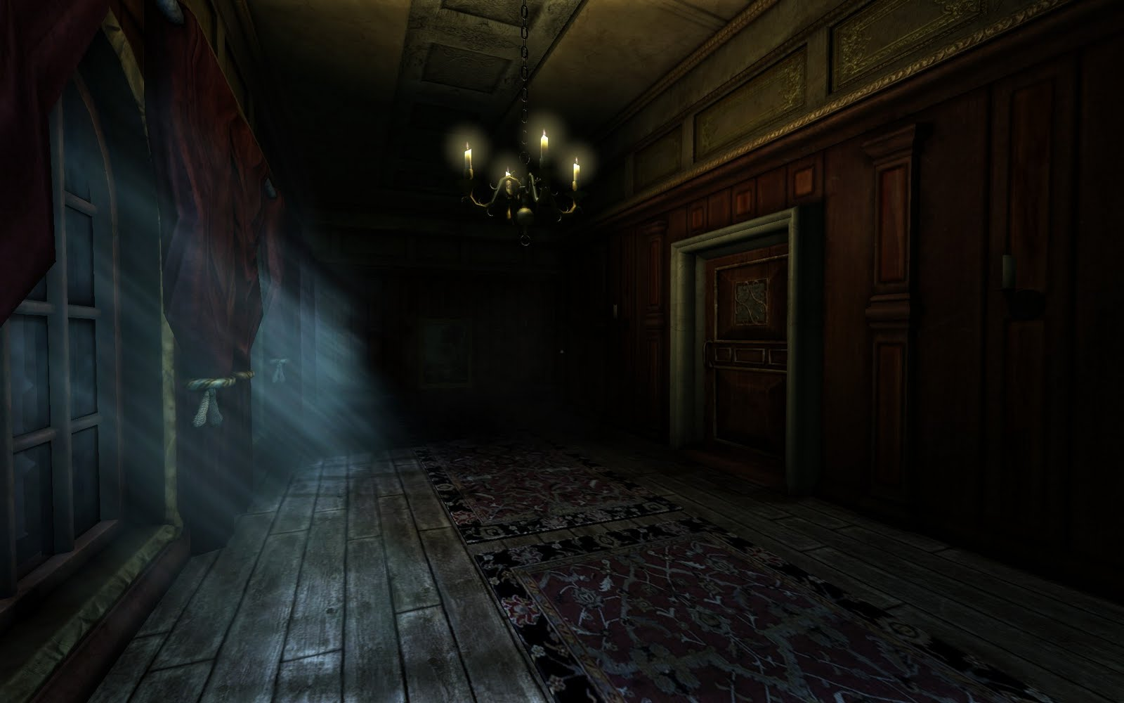 The Raccoon City Times Amnesia The Dark Descent The Review