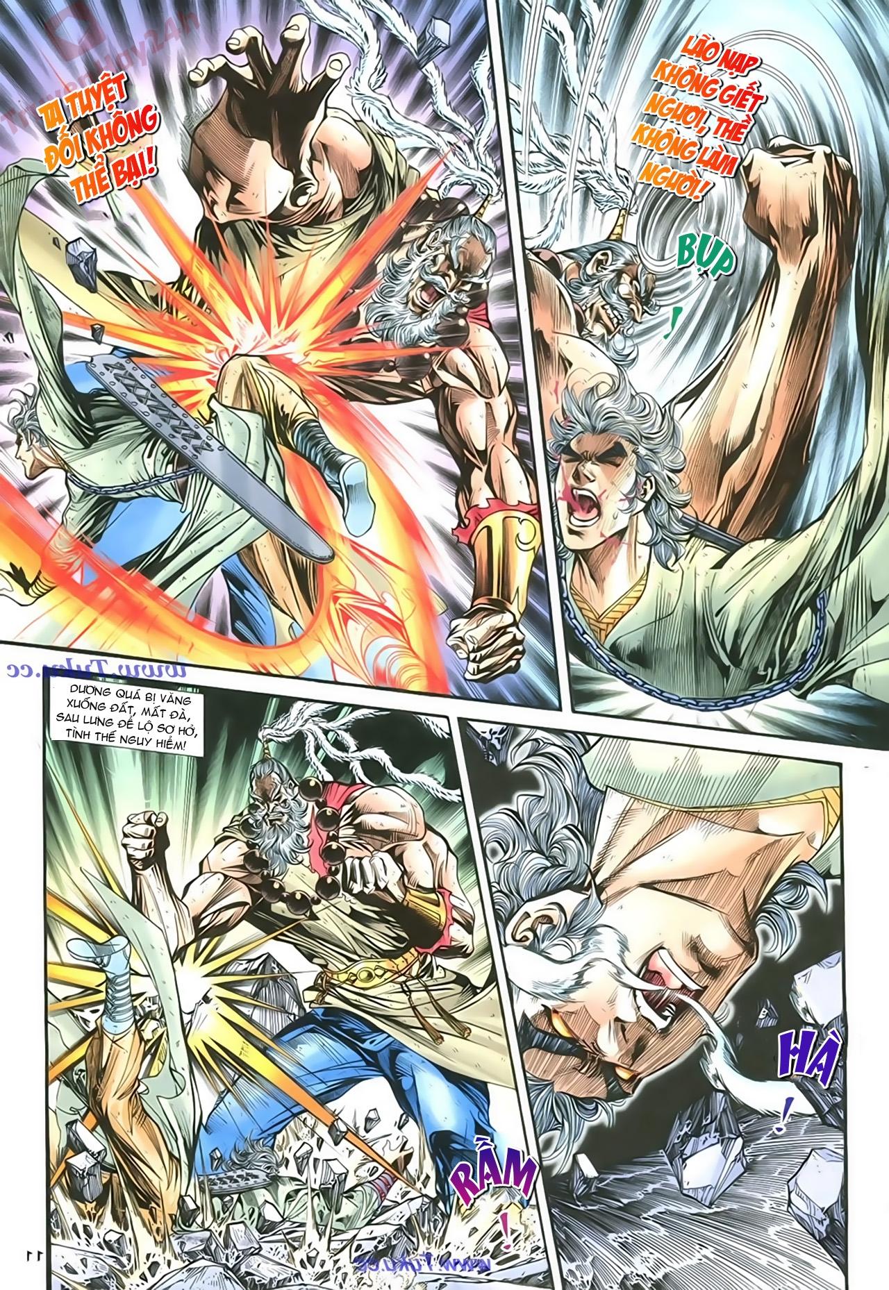 Thần Điêu Hiệp Lữ chap 86 – End Trang 11 - Mangak.info