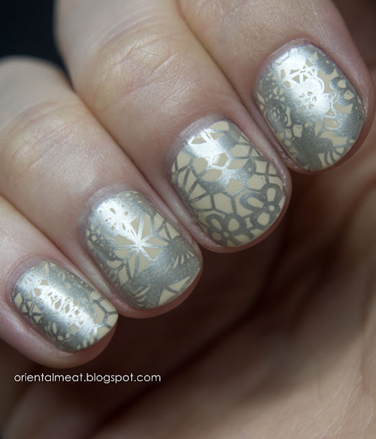 31DC2015-Metallic nails