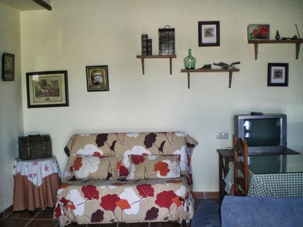 Salón de la casa pequeña