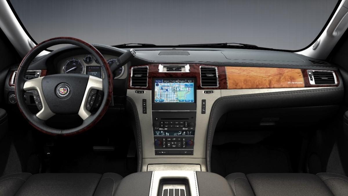 Cadillac Escalade Esv Platinum Medium