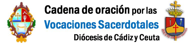 Cadena de oración por las vocaciones sacerdotales