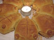 Хляб, питки, баници, тестени