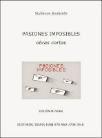 """""""PASIONES IMPOSIBLES"""" (Ed. Iaspis): incluye <i>""""JULIÁN Y EL GLOBO""""</i>"""
