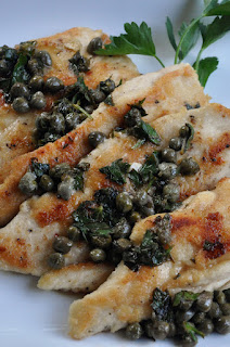 Recipe: Chicken piccata