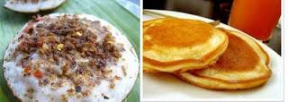 Serabi vs Pancake