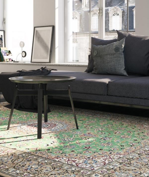 L importanza del tappeto in casa il tocco di colore che ci vuole blog di arredamento e - Come pulire i tappeti in casa ...