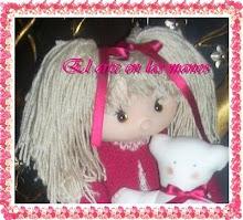 Muñeca para mi querida amiga Laura
