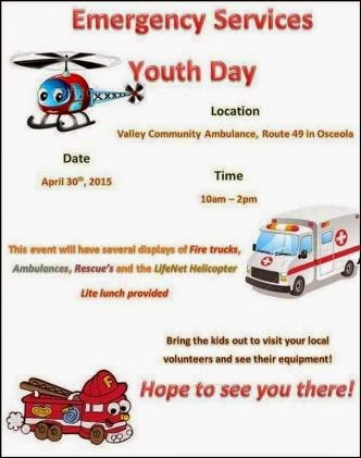 4-30 Emergency Services Youth Day