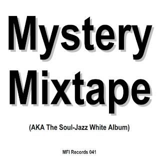 Mystery Mixtape - The Soul-Jazz White Album