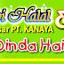 Desain Spantuk Halal bi Halal dan B'party